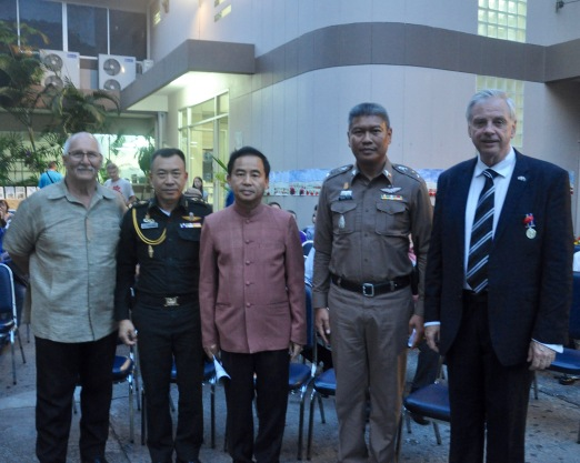 Thai Official Guests
