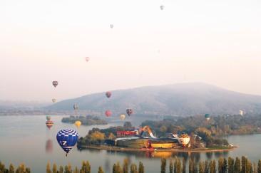 Ballon festival Canberra