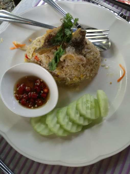 fried rice special