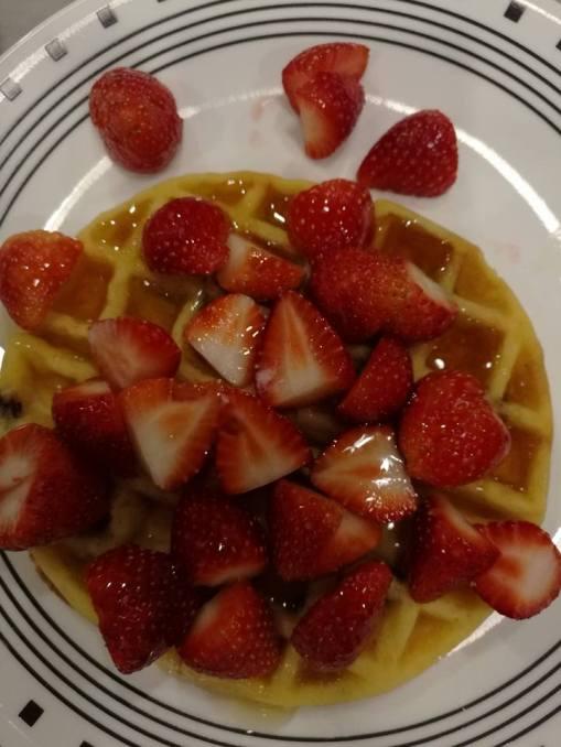 strawberry season delights