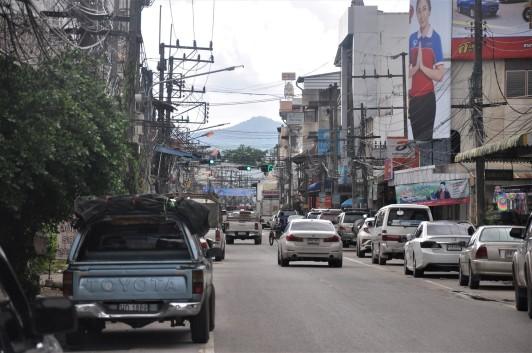Mae Sot town