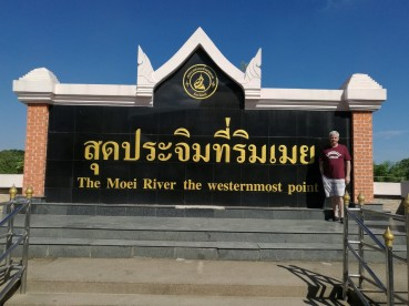 Western point of Thailand