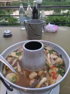 To Yum Mushroom soup
